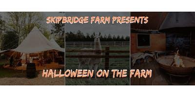 Halloween on the Farm