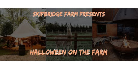Halloween on the Farm tickets