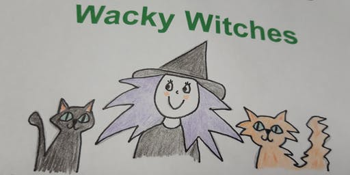 Newent Library- Bedtime Story Time- Wacky Witches