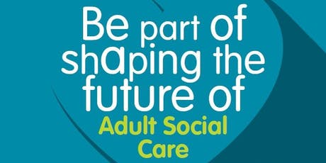 Adult Social Care (Kirklees) Joint Co-Production Workshop tickets