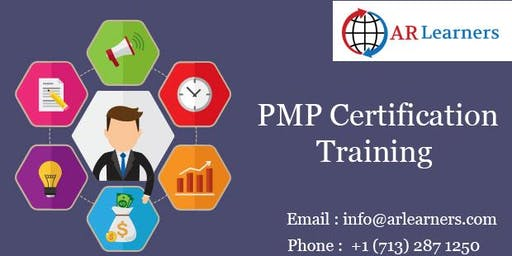 PMP (Project Management) 4-Days Certification Training in Richmond, VA, USA