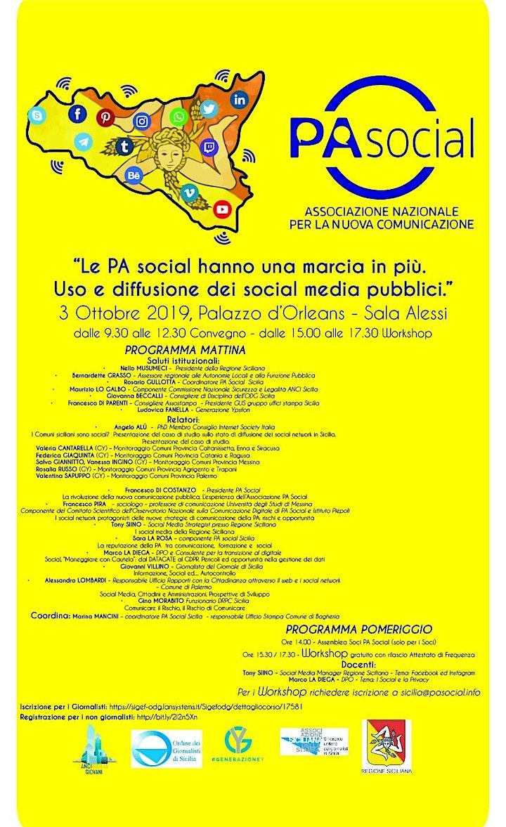 Immagine Le PA social hanno una marcia in più. Uso e diffusione dei social media ...
