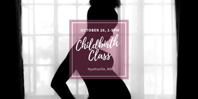 Taking the Edge Off of Birth- October Childbirth Class