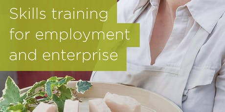 The Sowing Club - skills training  course for women who are unemployed tickets