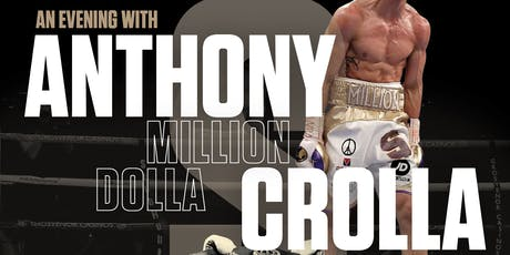 An Evening with Anthony Crolla tickets