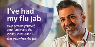 BCC flu vaccinations - 5 November