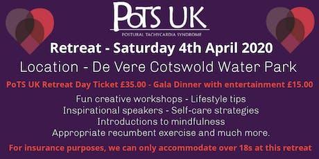 PoTS UK Retreat tickets