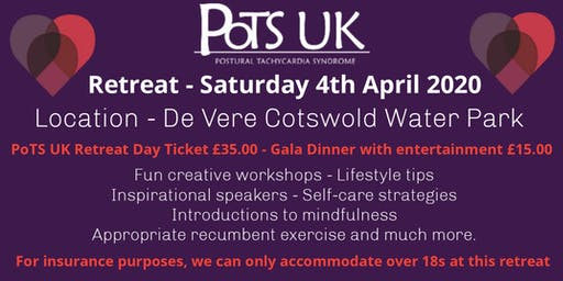 PoTS UK Retreat