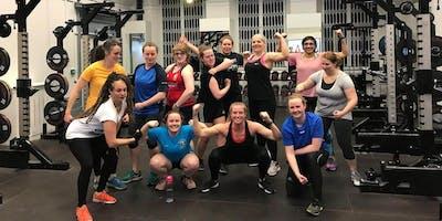 Powerbelle - Women Who Lift. October 2019 Continuation Programme