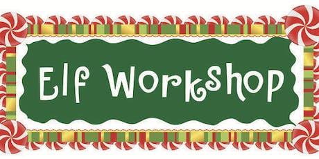 Elf Workshop tickets