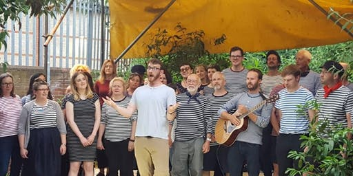 Singing Workshop with London Sea Shanty Collective