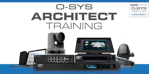 QSC Architect Classroom Training