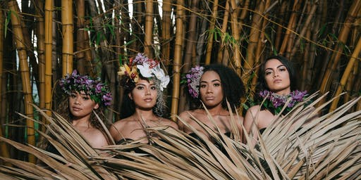 Pacific Fashion Festival 2019