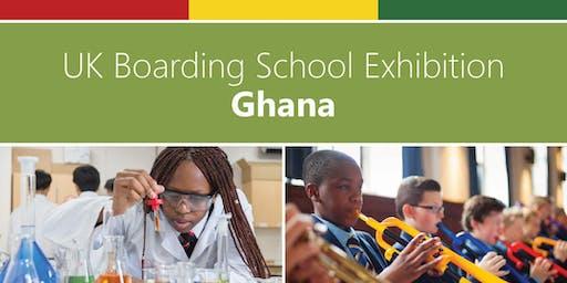 UK Boarding School Exhibition - come and meet heads of top UK schools