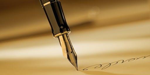 THE 5 SENSES WRITING WORKSHOP