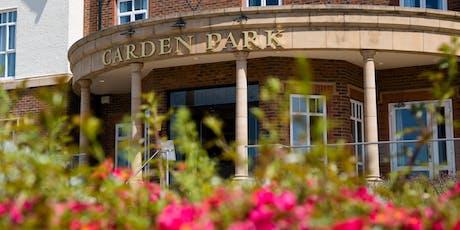 Carden Park Careers Open Evening tickets