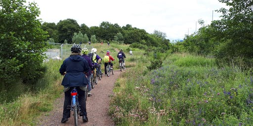 Led ride  for Families - Cuningar Loop
