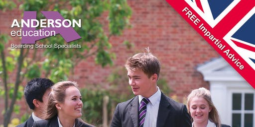UK Boarding School Exhibition Dubai - Invest in your child's future!