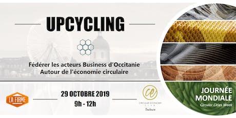 Journée mondiale de l'économie circulaire en Occitanie billets