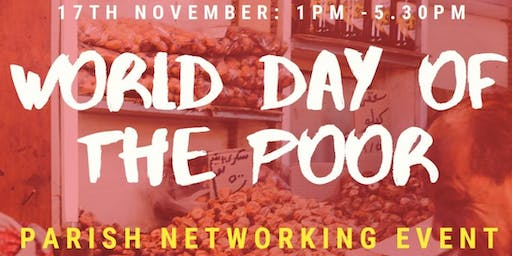 Parish Networking Event - World Day of the Poor