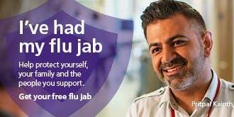 BCC flu vaccinations - 20 November