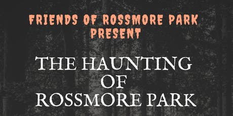 The Haunting Of Rossmore Park 2019 tickets