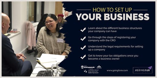#GoingFar - How to Set Up Your Business in Ireland for Diverse Migrants