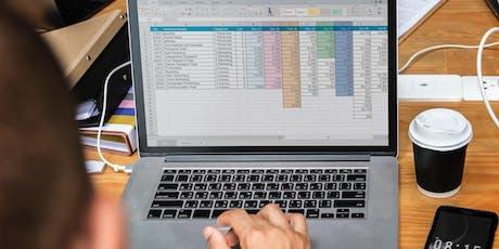 Clinique Excel pour débutants billets