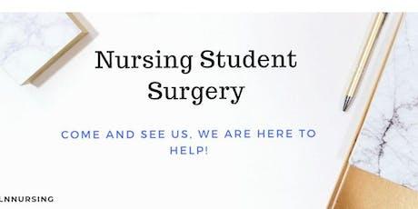 Year 1 - Nursing Student Surgery tickets