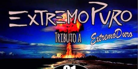 ExtremoPuro, el mejor tributo a Extremoduro en Valencia entradas
