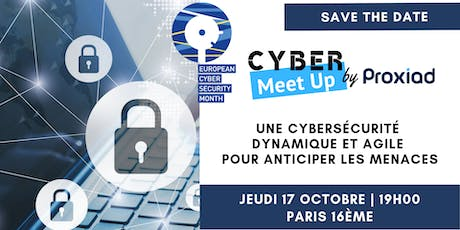 CYBER MEETUP by Proxiad billets