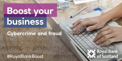 Cyber Crime & Fraud Workshop #RoyalBankBoost #Dentons