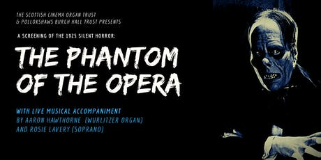 The Phantom of the Opera (1925) tickets
