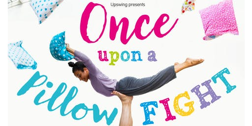 Upon a Pillow Fight at The Square Camberley - 11am