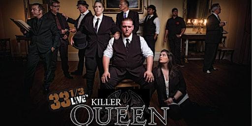 33 1/3 Live's Killer Queen Experience