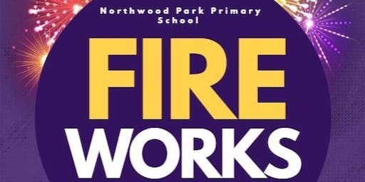 Northwood Park Firework Event Monday 4th November 2019