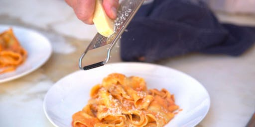 Artisan Pasta Creation - Food Tours by Cozymeal™