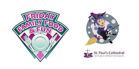 Friday Family Food & Fun tickets