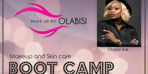 Makeup and Skin Care Boot Camp by Olabisi