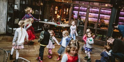 Kiddie Ceilidh at Forgan's