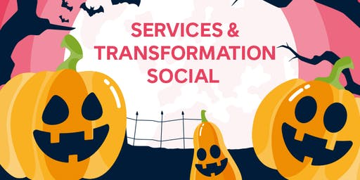 Services & Transformation Halloween Party