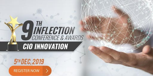 9th Inflection Conference & Awards CIO Innovation
