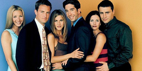 The One With The Bottomless Bubbles (The Friends Dinner) tickets