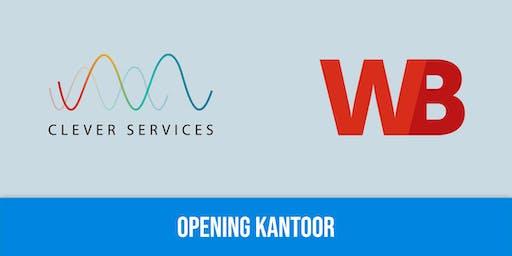 Opening kantoor 't Handelshuys Uden