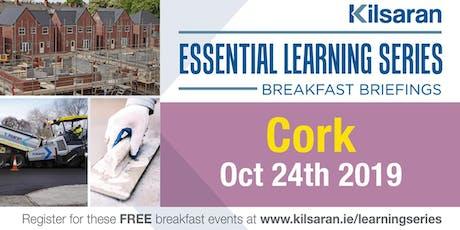 Kilsaran Essential Learning Series - CORK tickets