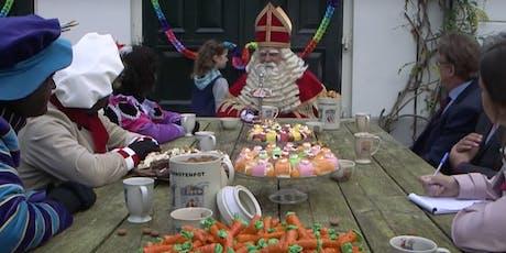 Sinterklaas Film-Ontbijt - Sinterklaas Amerfoort -  Ferron Optiek tickets