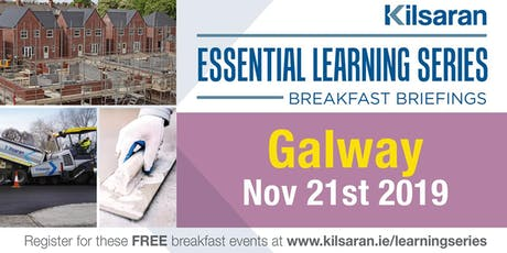 Kilsaran Essential Learning Series - GALWAY tickets