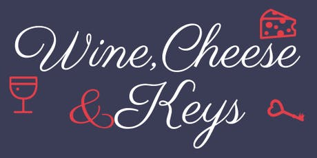 Wine, Cheese and Keys tickets