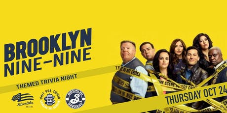 Brooklyn Nine-Nine Trivia in Prahran tickets
