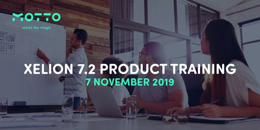 Xelion 7.2 Product training (Delft)